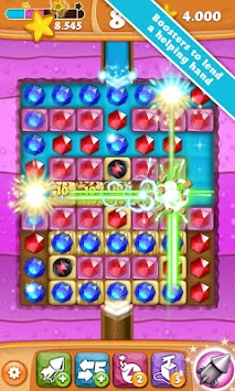 Diamond Digger Saga APK screenshot thumbnail 2