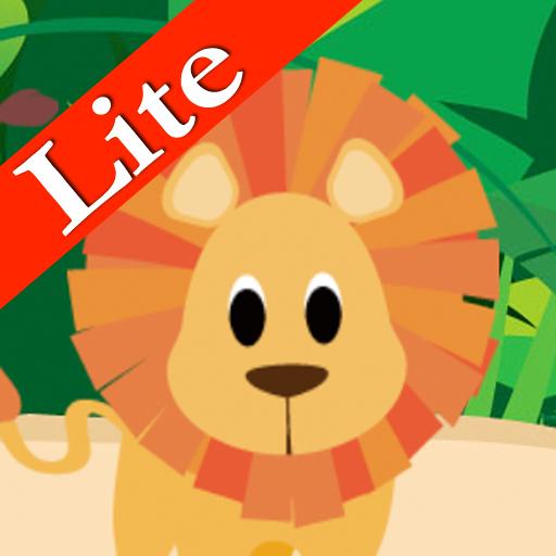 QCat - 幼兒的動物園 (免費) 教育 App LOGO-硬是要APP