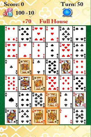 【免費紙牌App】Swipe Poker-APP點子