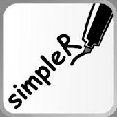 App SimpleR Whiteboard APK for Kindle