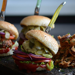 Burger King Burgers Recipes