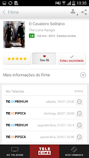 App Telecine - O melhor do cinema APK for Windows Phone