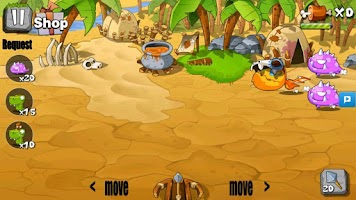 Screenshot of Dino Hunters