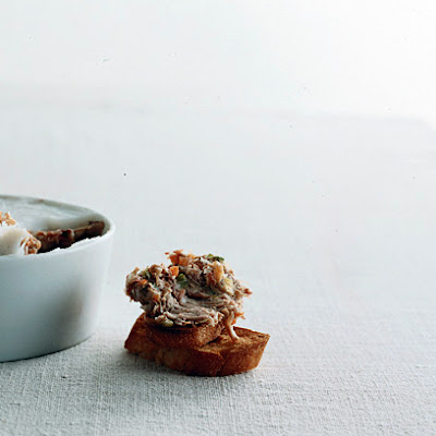 Five Spice Pork Rillettes