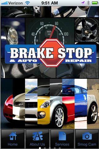 Brake Stop Auto Repair