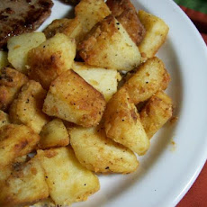 Golden Diced Potatoes II