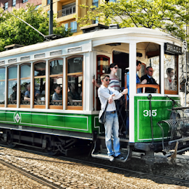 Tram by Antonio Amen - Transportation Other