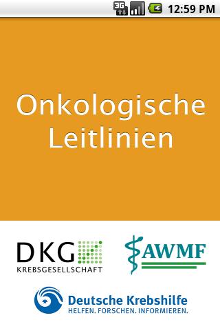 Leitlinien Onkologie