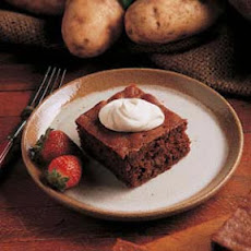 Idaho Potato Cake