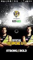 Screenshot of Richmond Official App