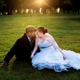 Moments by Bobbie Clark - Wedding Bride & Groom