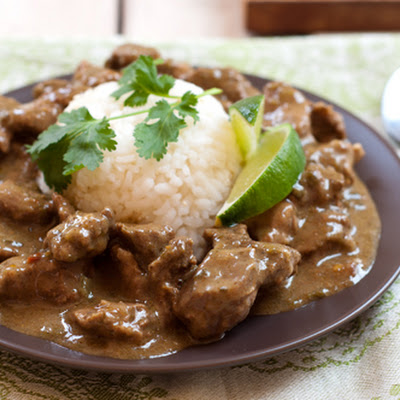 Caribbean Lamb Curry