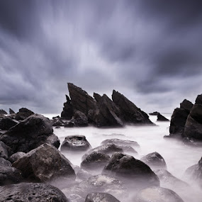 Turbulence by Jorge Maia - Landscapes Weather