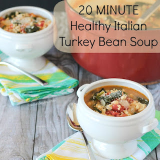 Turkey Spinach Soup Recipes