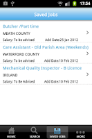 Screenshot of Jobseeker