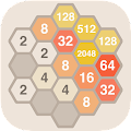 Hexic 2048 APK for Bluestacks
