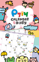 Screenshot of P714 Calendar HD