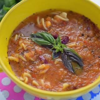 Vegan Tomato Basil Soup Recipes
