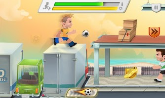 Screenshot of Football Stars World Cup