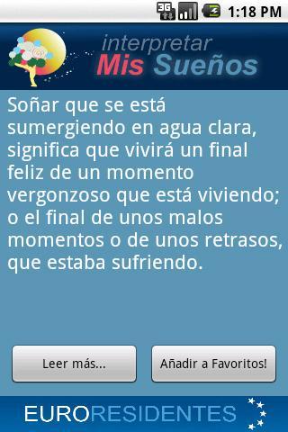【免費娛樂App】Mis Sueños-APP點子