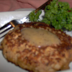 Louisiana Salmon Cakes