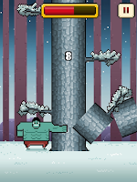 Screenshot of Timberman