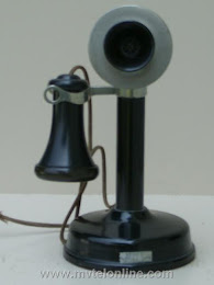 Candlestick Phones - Federal Candlestick Telephone 1