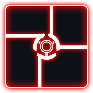 Glow Pulse Red Live Wallpaper for PC