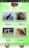 Screenshot of 100 Animal Sounds Quiz