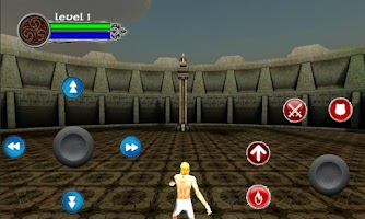 Screenshot of Arena Legends (Tegra 2)