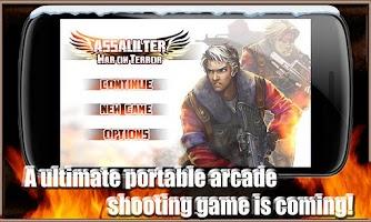 Screenshot of Assaulter