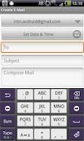 Screenshot of Timer Gmail Free
