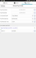 Screenshot of PayCorrect Android NSW JD V2.2
