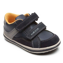 Geox Toddler Casual Strap Trainer TRAINER