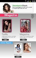 Screenshot of 3Magazine