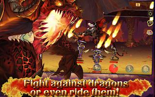 Screenshot of Majestic Sword