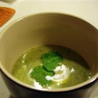 Cilantro Soup Avocado Recipes