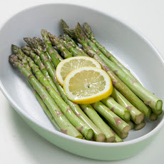 Grilled Asparagus Spears