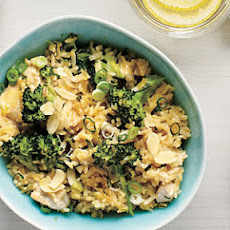 Chicken and Broccoli Rice Bowl