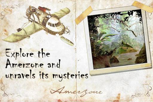 Amerzone The Explorers Legacy - screenshot