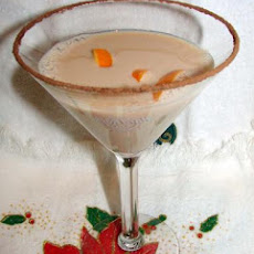 Chocolate Orange Cream Cocktail