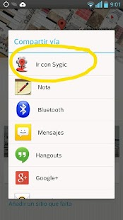 Go With Sygic - screenshot