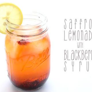 Saffron Syrup Recipes