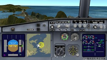 Screenshot of BOEING FLIGHT SIMULATOR Xtreme