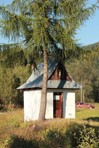 Kapliczka w Rzekach