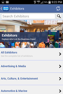 Greater Lowell CC BusinessExpo - screenshot