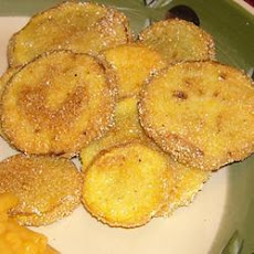 Crunchy Fried Butternut Squash