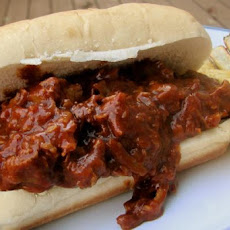 Barbecue Pork on Buns