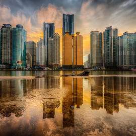 Day time HDR by Keith Homan - City,  Street & Park  Skylines (  )