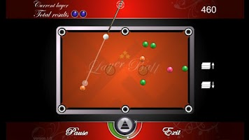 Screenshot of LayerBall
